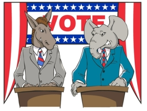 democrat-and-republican